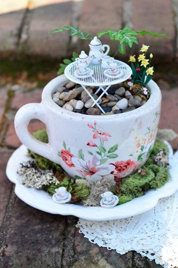 Diy μικροσκοπικοί κήποι2