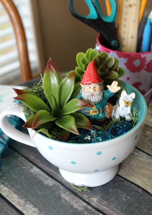 Diy μικροσκοπικοί κήποι5