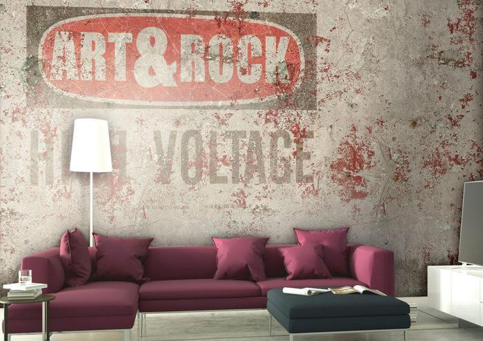 διακόσμηση τοίχου με ταπετσαρίες8