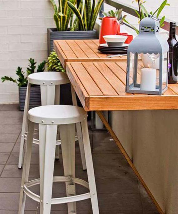 ιδιωτικό Cafe στη βεράντα9