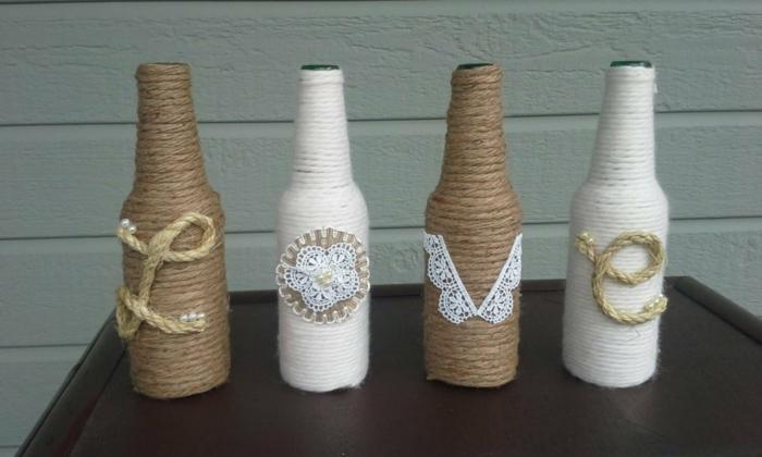 DIY ιδέες διακόσμησης από σχοινί6