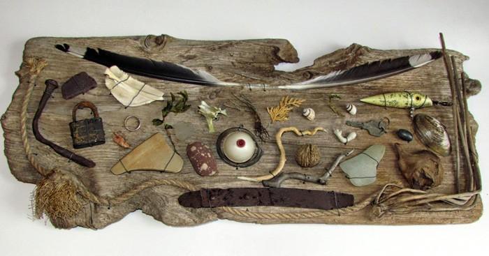 ιδέες διακόσμησης με θαλασσόξυλα1