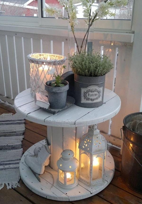 ιδέες διακόσμησης με κεριά (11)