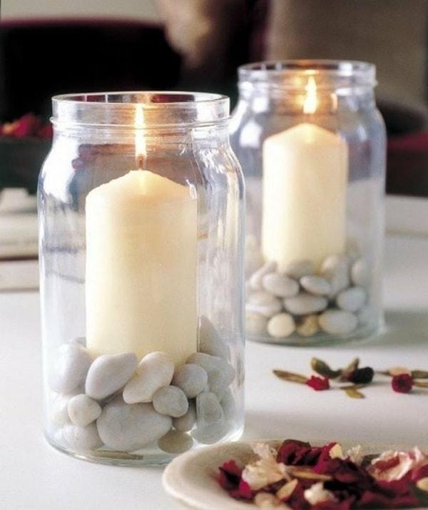 ιδέες διακόσμησης με κεριά (2)