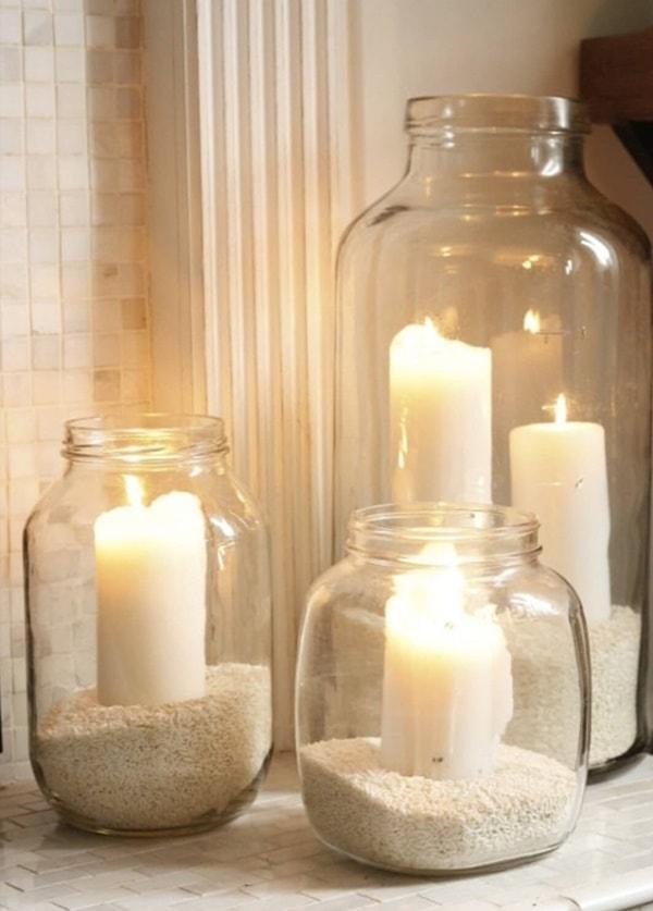 ιδέες διακόσμησης με κεριά (3)
