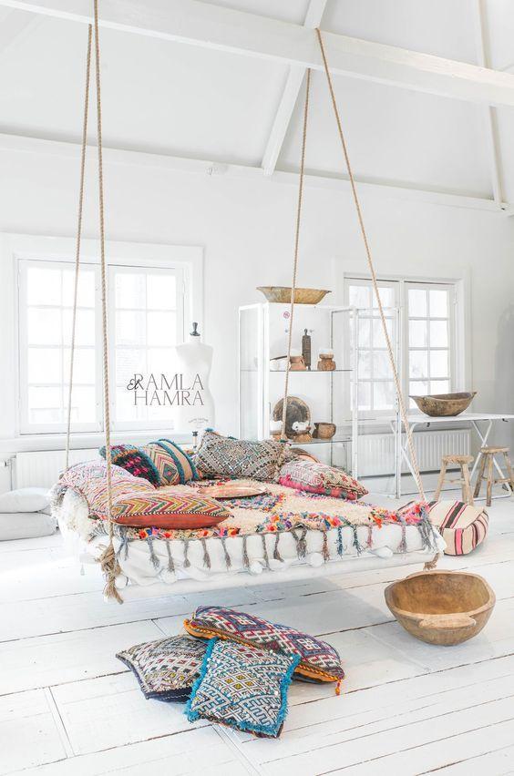 ιδέες με κρεμαστά κρεβάτια1