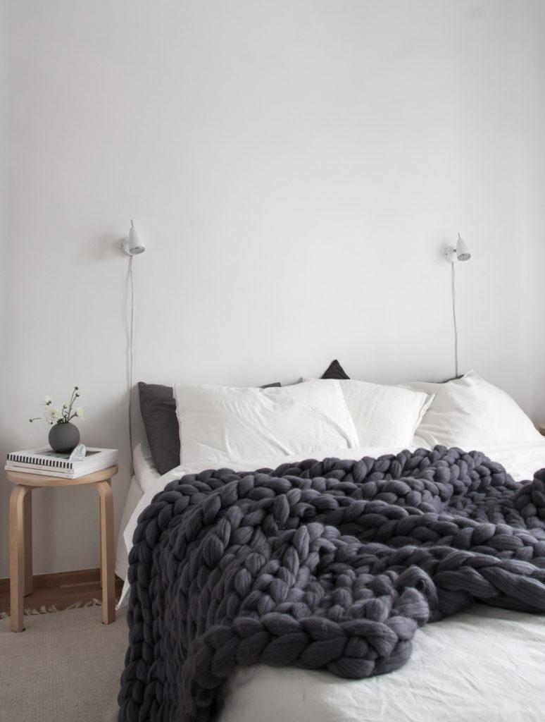 διακόσμηση με ριχτές κουβέρτες1