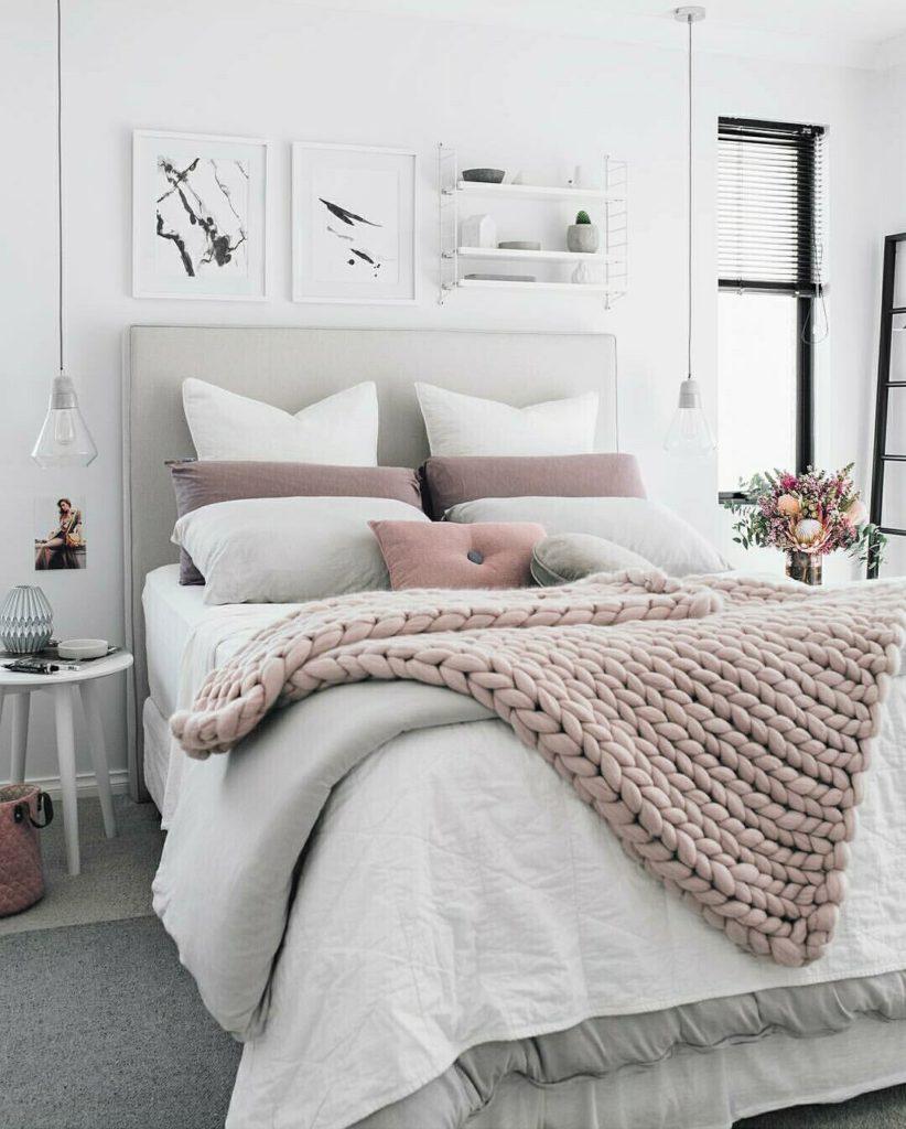διακόσμηση με ριχτές κουβέρτες11