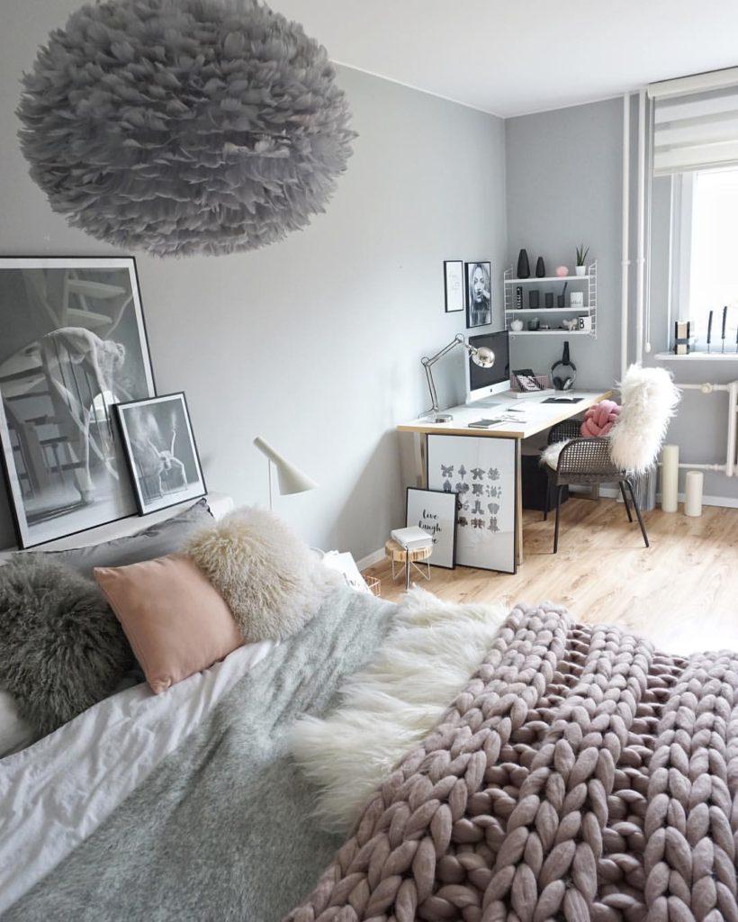 διακόσμηση με ριχτές κουβέρτες12