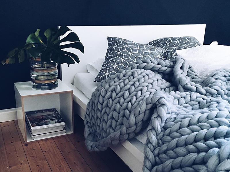 διακόσμηση με ριχτές κουβέρτες2