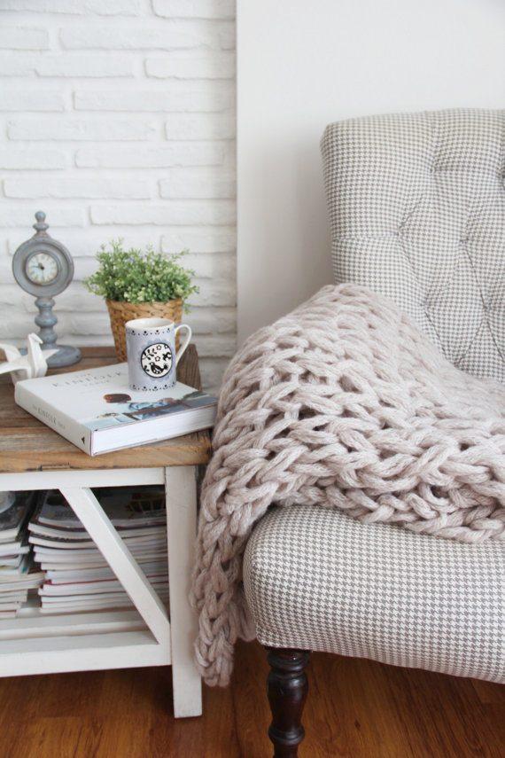 διακόσμηση με ριχτές κουβέρτες4