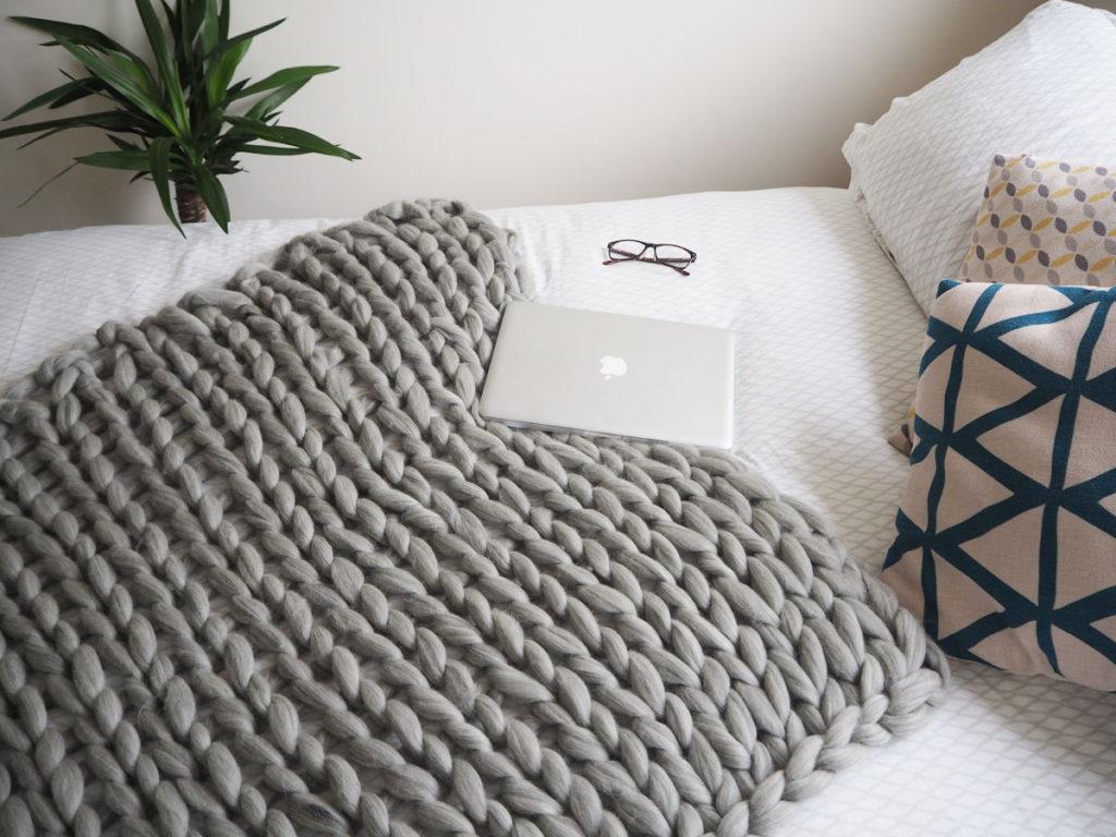 διακόσμηση με ριχτές κουβέρτες7