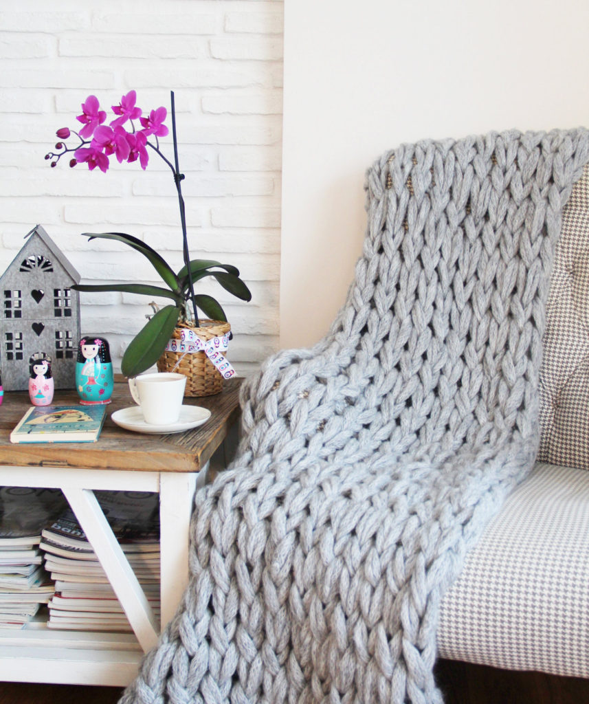 διακόσμηση με ριχτές κουβέρτες9