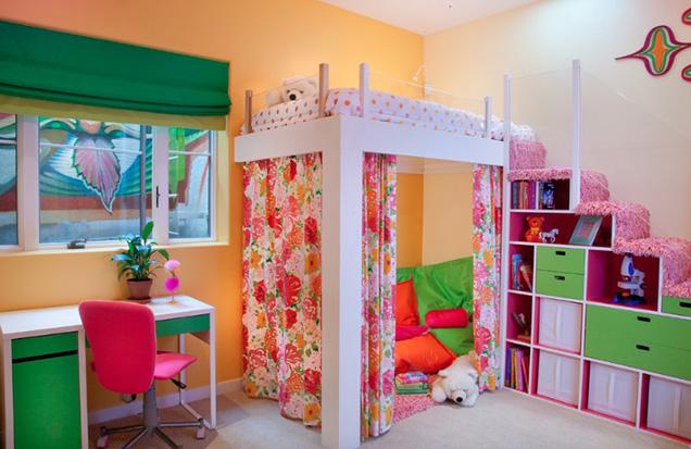 παιδικό γραφείο ιδέες13
