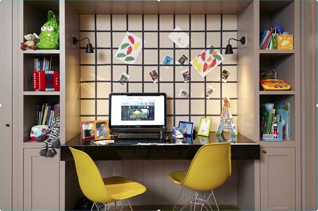 παιδικό γραφείο ιδέες17