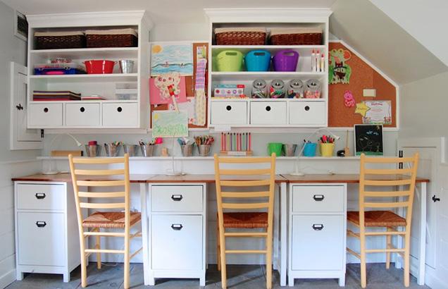 παιδικό γραφείο ιδέες2