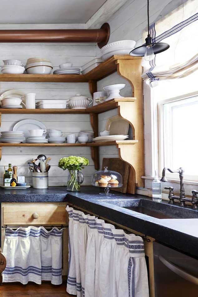 ρουστίκ, χωριάτικη διακόσμηση κουζίνας21