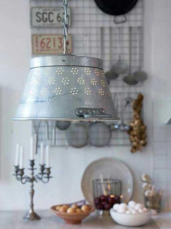 ρουστίκ, χωριάτικη διακόσμηση κουζίνας4