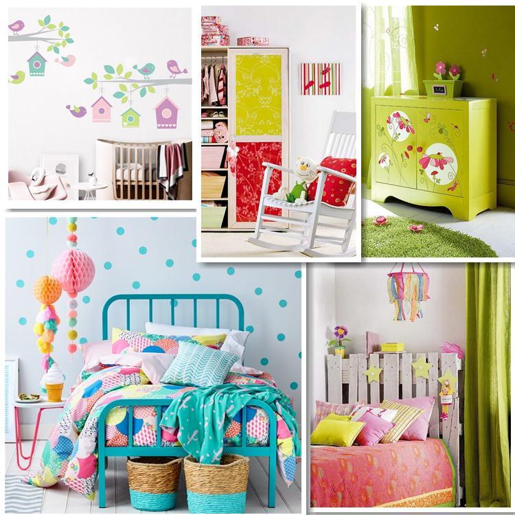 Υπέροχες ιδέες χαμηλού προϋπολογισμού για παιδικά δωμάτια