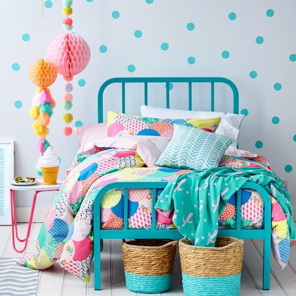 ιδέες χαμηλού προϋπολογισμού για παιδικά δωμάτια11