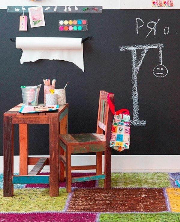 ιδέες χαμηλού προϋπολογισμού για παιδικά δωμάτια3