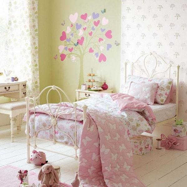 ιδέες χαμηλού προϋπολογισμού για παιδικά δωμάτια7