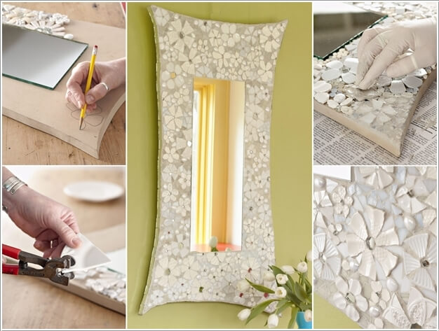 ιδέες DIY καθρέφτη10