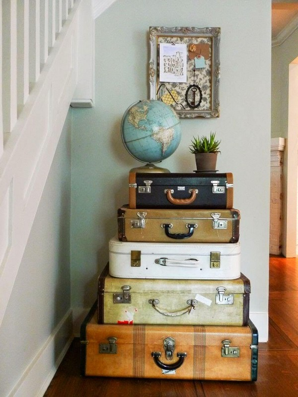 DIY ταξιδιωτικά εμπνευσμένες Decor Ιδέες14