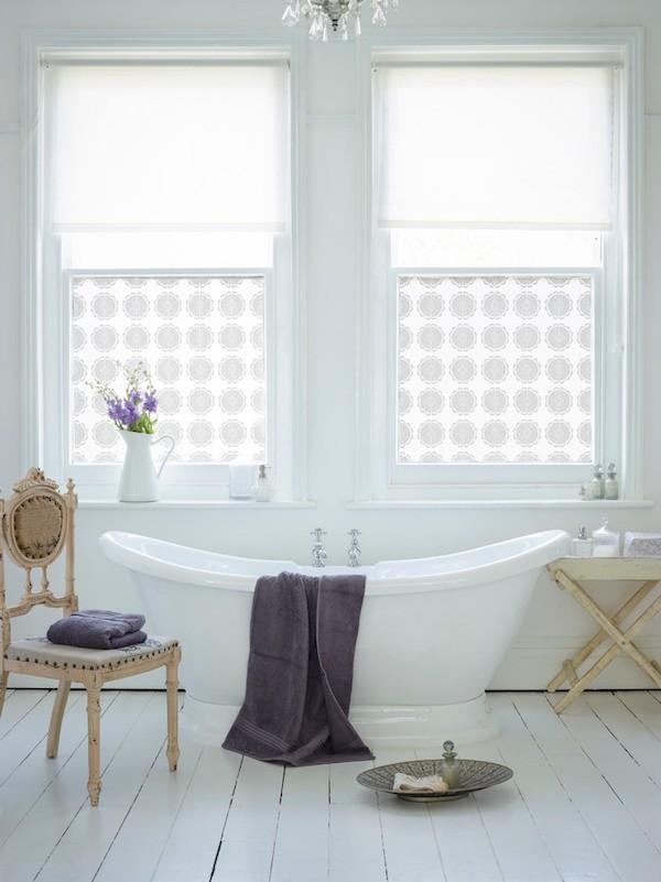 Shabby Chic διακοσμήσεις μπάνιου1