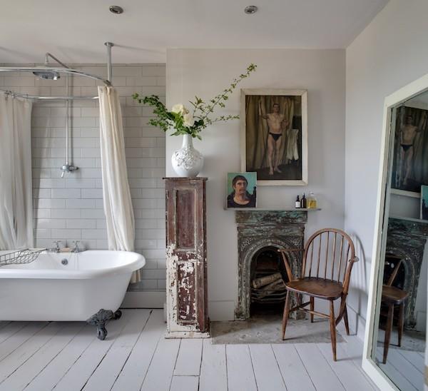 Shabby Chic διακοσμήσεις μπάνιου12
