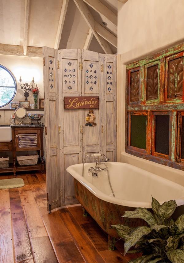Shabby Chic διακοσμήσεις μπάνιου19
