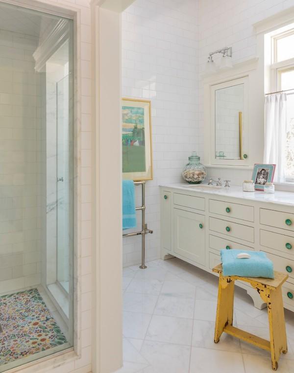 Shabby Chic διακοσμήσεις μπάνιου7
