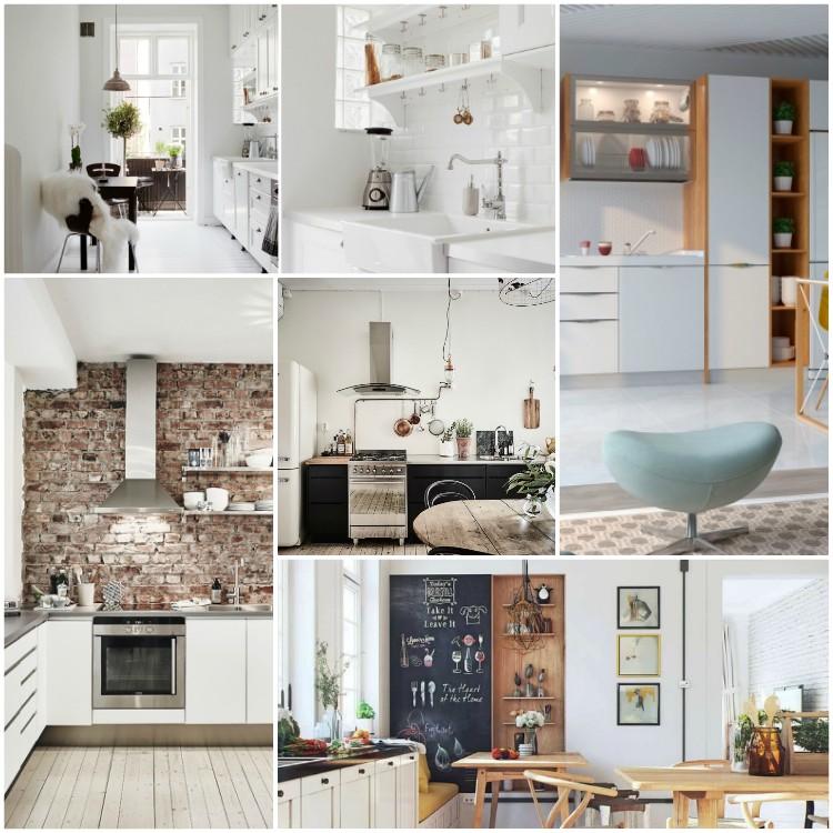 Σκανδιναβική κουζίνα σε περισσότερες από 100 υπέροχες παραλλαγές