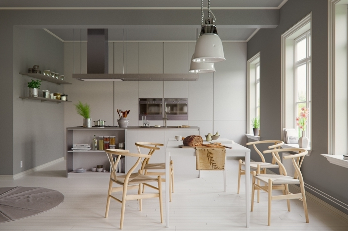 texnotropieskaidiakosmisi - Σκανδιναβική κουζίνα ιδέες19