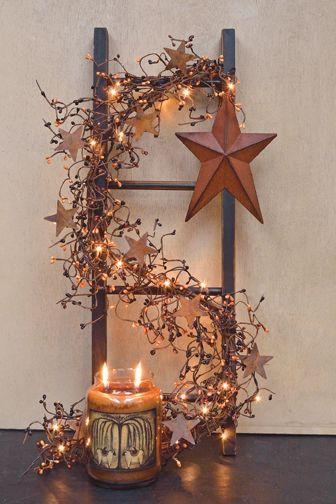 Διακοσμήστε μια σκάλα για τα Χριστούγεννα20