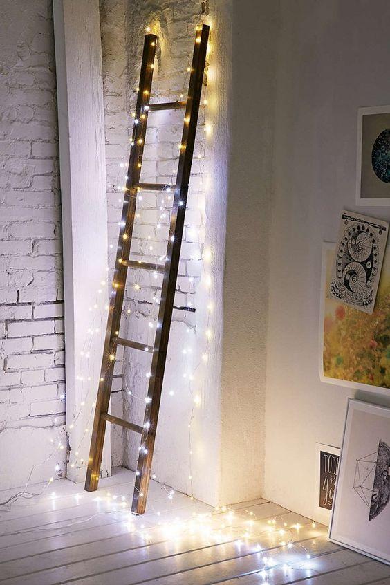 Διακοσμήστε μια σκάλα για τα Χριστούγεννα29