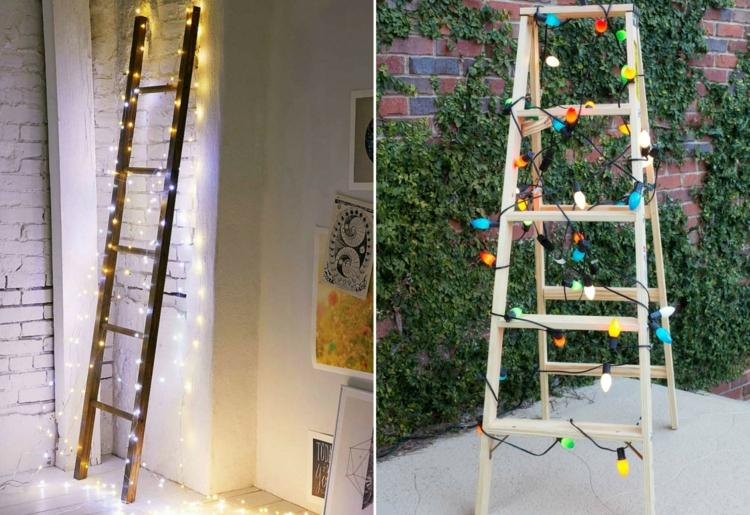Διακοσμήστε μια σκάλα για τα Χριστούγεννα4
