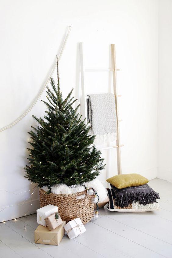 Σκανδιναβικό Χριστουγεννιάτικο δέντρο1