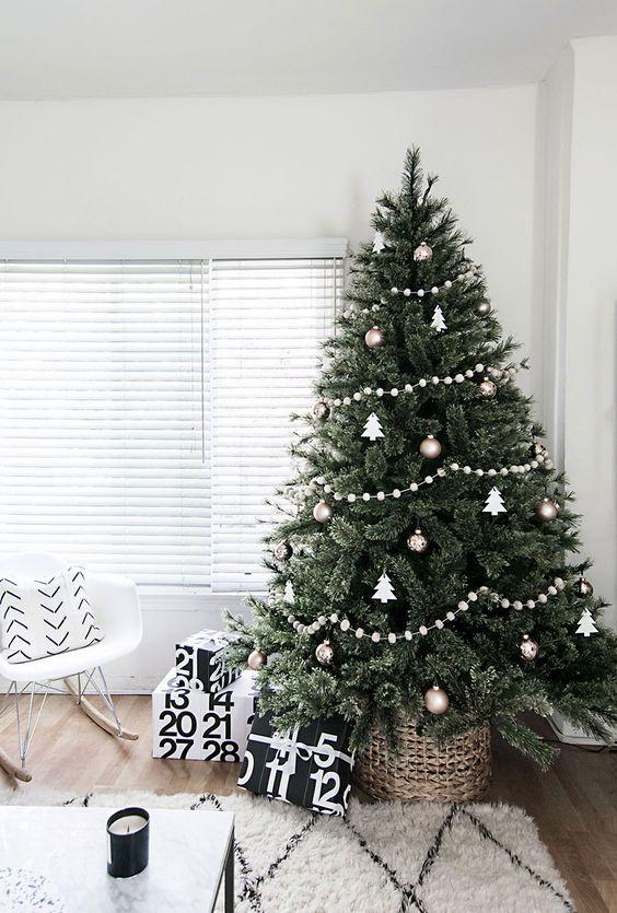 Σκανδιναβικό Χριστουγεννιάτικο δέντρο11