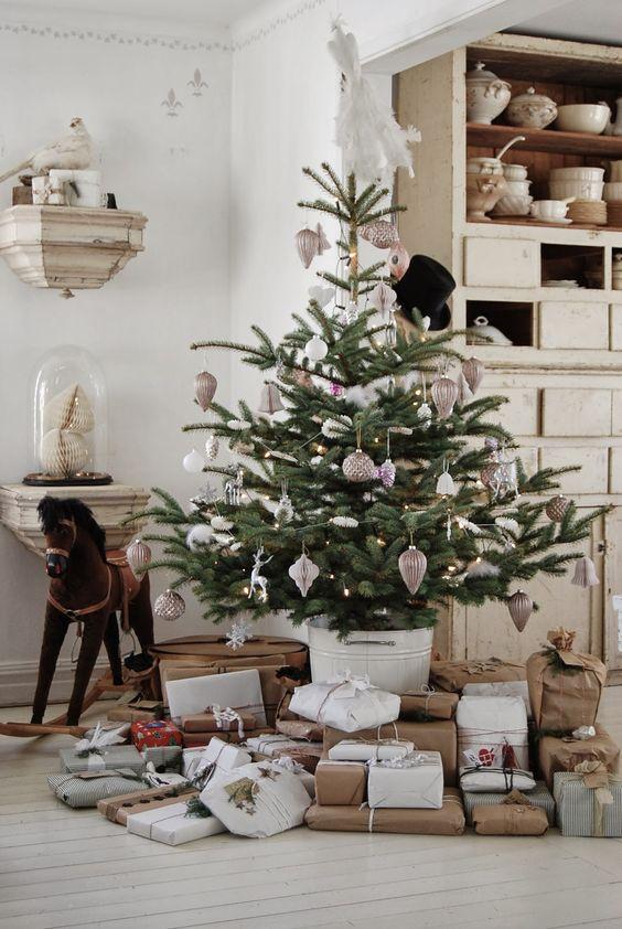 Σκανδιναβικό Χριστουγεννιάτικο δέντρο12