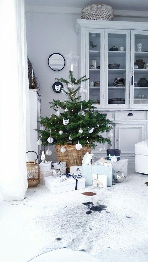 Σκανδιναβικό Χριστουγεννιάτικο δέντρο13