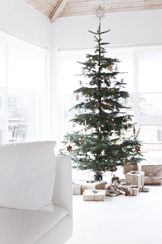 Σκανδιναβικό Χριστουγεννιάτικο δέντρο15
