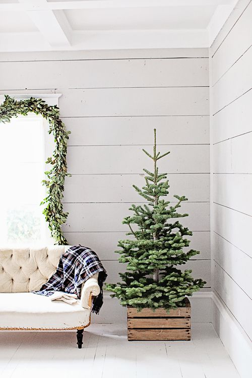 Σκανδιναβικό Χριστουγεννιάτικο δέντρο3