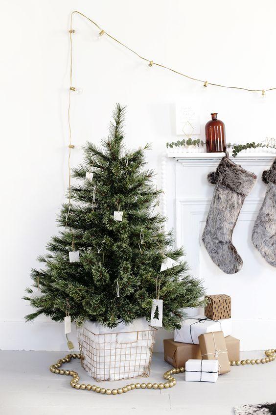 Σκανδιναβικό Χριστουγεννιάτικο δέντρο5