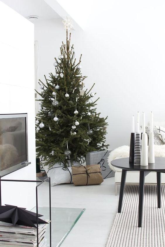 Σκανδιναβικό Χριστουγεννιάτικο δέντρο7