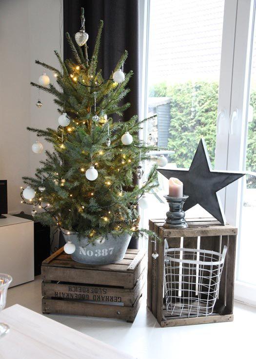 Σκανδιναβικό Χριστουγεννιάτικο δέντρο9