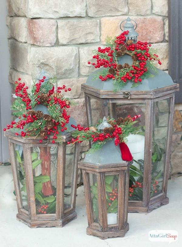 Χριστουγεννιάτικα φαναράκια16