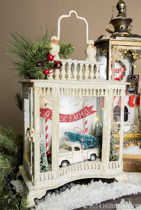 Χριστουγεννιάτικα φαναράκια9