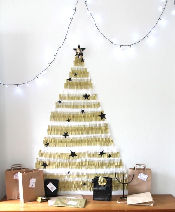 DIY χριστουγεννιάτικα δέντρα16