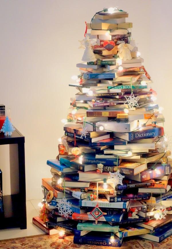 DIY χριστουγεννιάτικα δέντρα23
